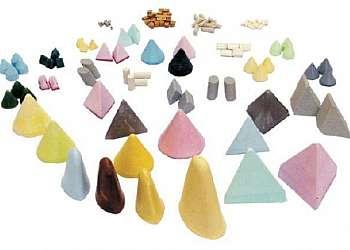 Loja de pedras abrasivas