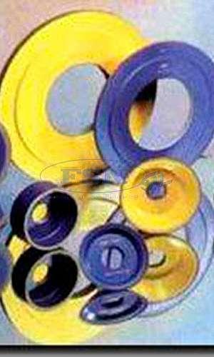 Rebolos para afiação de metal duro